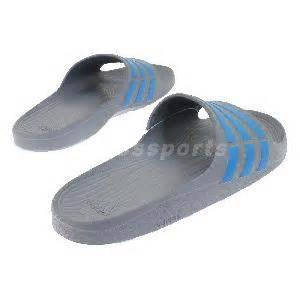 Asli Original Sandal Adidas B44298 Grey Original adidas duramo slide mens classic sports slippers sandals