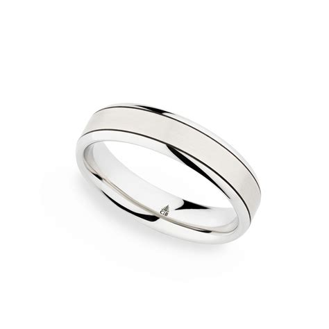 christian bauer 273881 satin s wedding band zadok