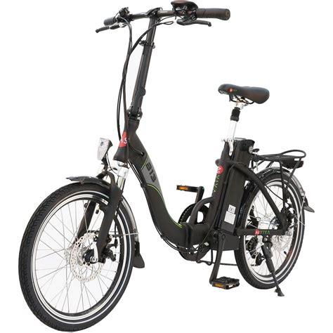 E Bike 36v by E Bike 20 Quot Falt Rad B13 Schwarz 36v Elektro Klapprad