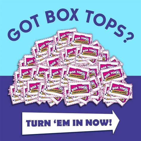 box tops clip pin oak middle school pto