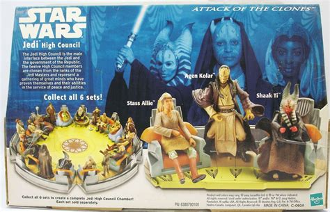 Shaak Ti Tipe 2 Wars Hasbro wars original trilogy collection hasbro jedi high council stass agen kolar