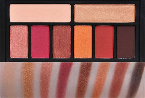quick swatch smashbox cover shot eye palettes makeup