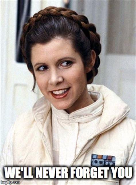 Leia Meme - immortal princess leia imgflip