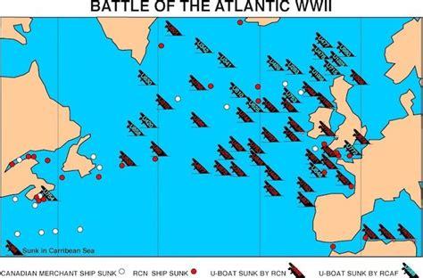german u boats canada u boats sunk by royal canadian navy and royal canadian