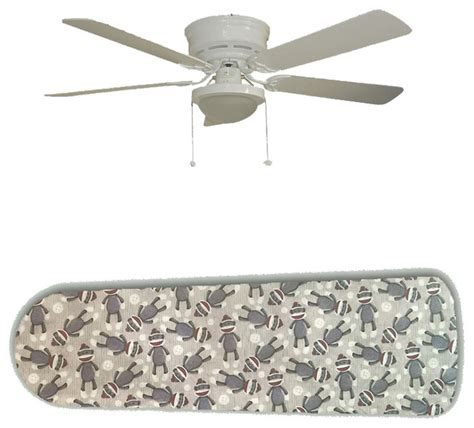 Ceiling Fan Socks by Ceiling Fan Socks Get Your Fan Adding To The Flair You Been Looking For Warisan Lighting