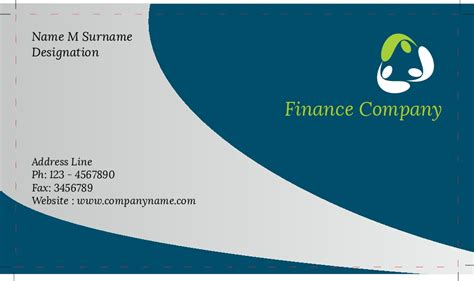 finance business card template free finance business cards choice image business card template