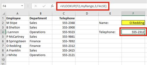 vlookup tutorial range lookup automatically expand the vlookup data range excel off