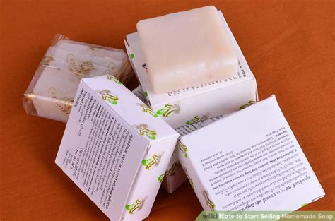 How To Sell Handmade Soap - how to start selling soap 11 steps with pictures