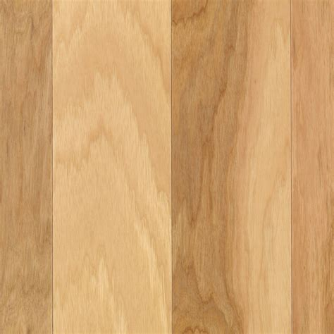 Prefinished Wood Flooring Prices Shop Mohawk Eskridge 5 In W Prefinished Hickory Engineered