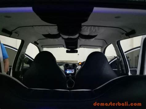 Karpet Datsun Go Panca home demaster bali cover jok paten mobil jok kulit