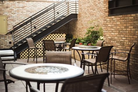 The Boiler Room Fargo by Fargo Moorhead Patio Guide Fargo Monthly