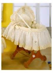 Le Culle Più by In Giunco Orsetto Fragola Baby Nido Pi 195 185
