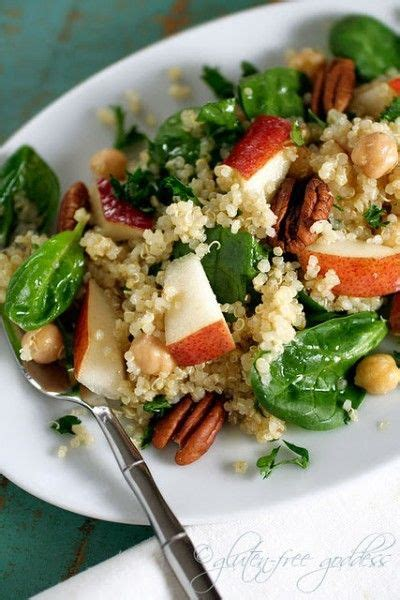 healthy dish salads healthy thanksgiving side dish quinoa salad