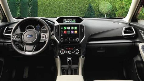 2019 Subaru Forester Interior by 2019 Subaru Forester See The Changes Side By Side