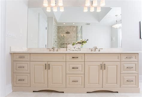 Custom Bathroom Cabinets by Washroom Vanities Neokitchen