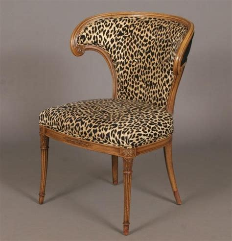 Leopard Dining Chairs Leopard Chair For The Home Leopards Dining Chairs And Chairs