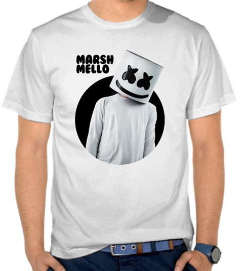 Kaos Marshmello 3 jual kaos dj marshmello 10 disc jockey dj satubaju