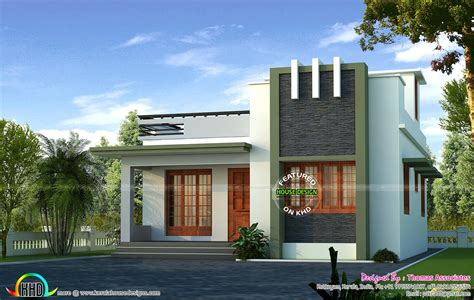 home design 10 lakh 35 small and simple but beautiful house with roof deck