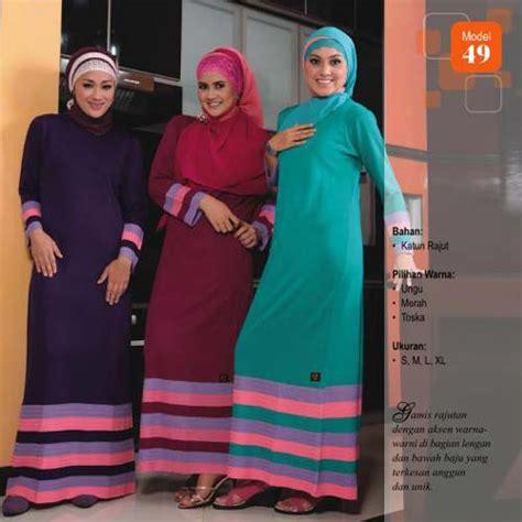 Kk2280 Koko Motif Gaul 30 gambar baju muslim foto gambar baju muslim