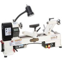Shop Fox 12in X 15in Benchtop Wood Lathe 35 01 Off 4 7