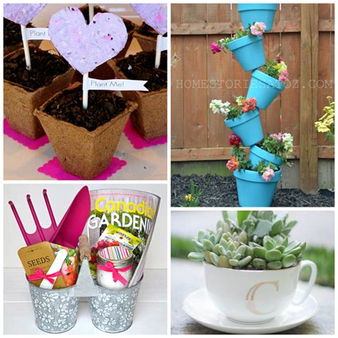 Gardening Present Ideas S Day Gift Ideas For The Gardener Crafty Morning