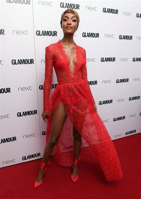 Glam Awards by Jourdan Dunn At Of The Year Awards In