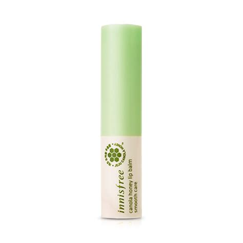 Innisfree Honey Lip Balm 3 5g innisfree canola honey lip balm smooth care 3 5g