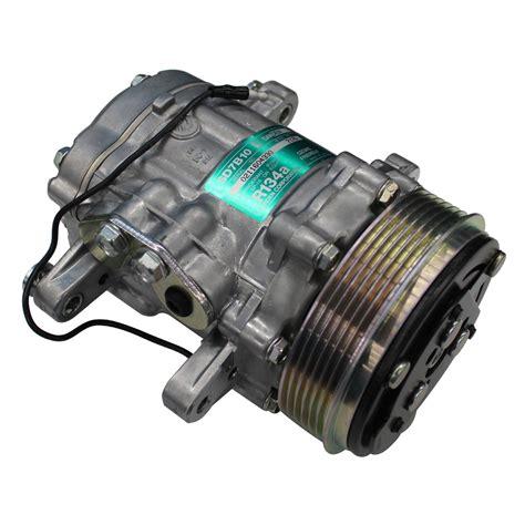 vintage air sanden air conditioning compressor  mta