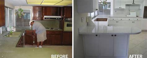 reglazing kitchen cabinets 1000 ideas about refinish countertops on
