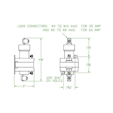 mercury contactor wiring diagram k