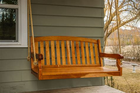 custom swings hand made porch swing by old north designs custommade com