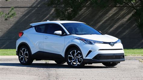 2019 toyota chr 2018 toyota c hr review simply the averagest