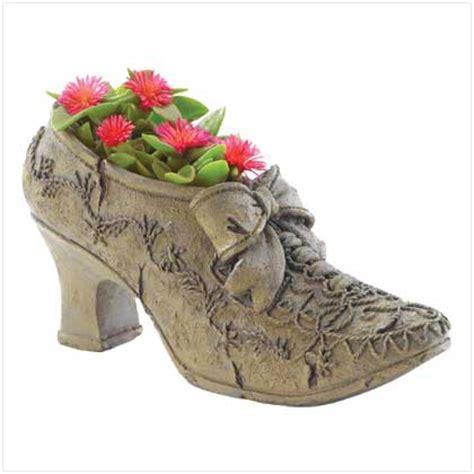 shoe planter plant stands