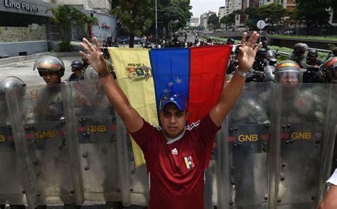 imagenes ferrero venezuela fotos marcha opositora en venezuela internacional el pa 205 s