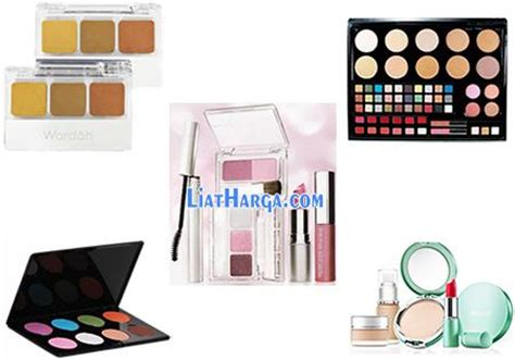Seperangkat Alat Make Up Wardah harga makeup kit wardah 2016 mugeek vidalondon