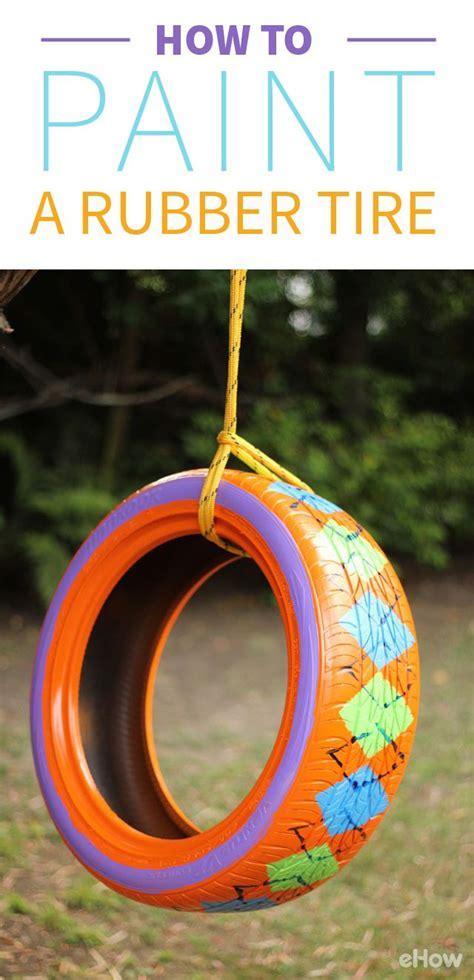 where to make rubber st best 25 tire swings ideas on diy tire swing