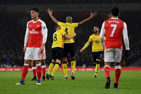 arsenal vs watford tom cleverley in arsenal v watford premier league zimbio
