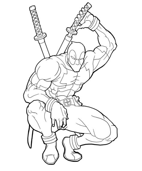 deathstroke coloring pages deathstroke vs deadpool coloring pages coloring home