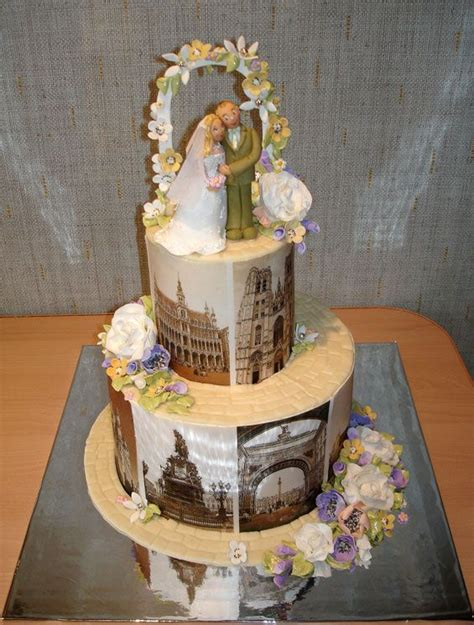 Beautiful Wedding Pics by The Most Beautiful Wedding Cakes 35 Pics