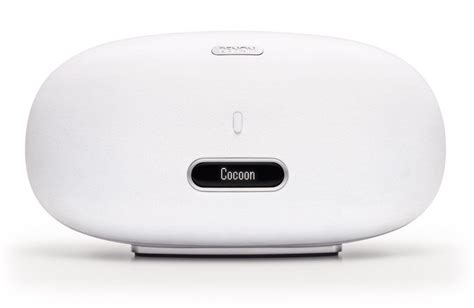 Cocoon Tubular Ipod Dock by Denon Dsd500wt Cocoon Stereo Ipod Dock