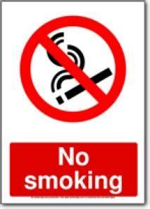 no smoking sign english arabic no smoking color page clipart best