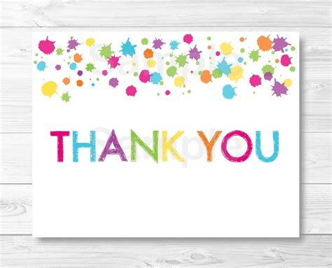 free thank you card template from students thank you template letters free sle letters