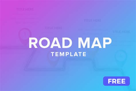 Free Google Slides Themes And Powerpoint Templates For Presentations Road Map Powerpoint Template Free
