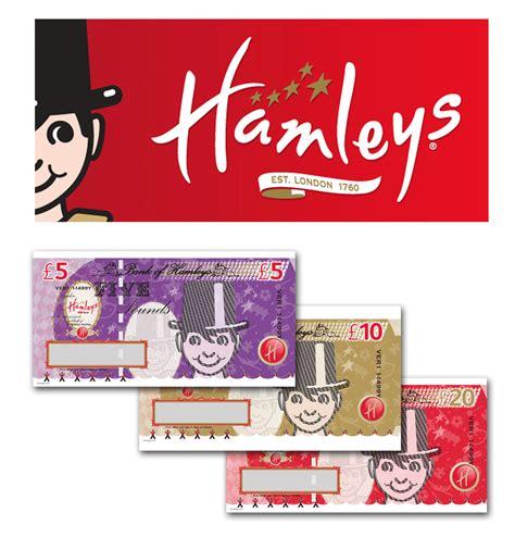Hamleys Gift Card - full wedding gift list range the gift list
