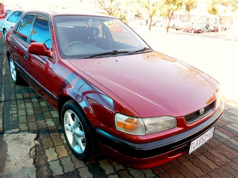 TOYOTA COROLLA RSi 20V A/C for sale in Roodepoort Gauteng