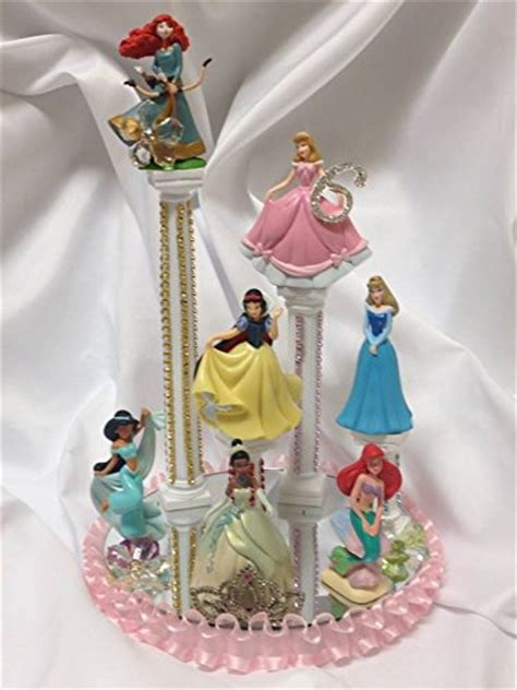 disney princess birthday party cake toppers birthday wikii