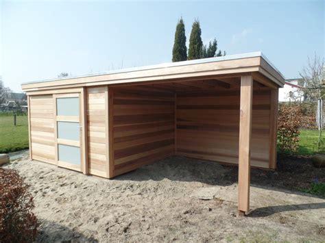 ideeen voor tuinhuis dak afbeeldingsresultaat voor tuinhuis plat dak met