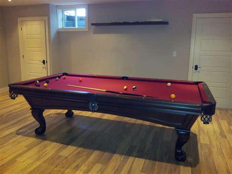 brunswick pool table brunswick 9 glenwood slate pool table with a mcintosh