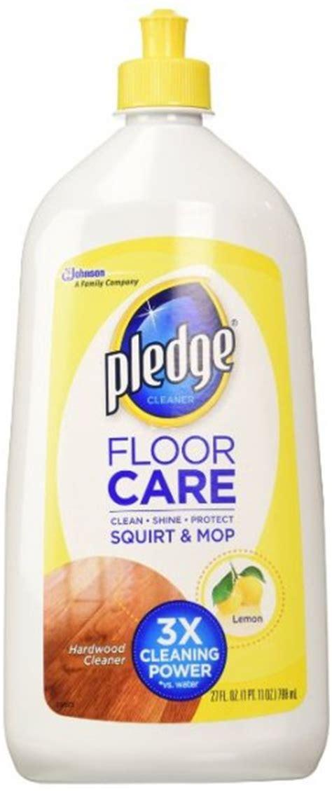hardwood floor cleaners