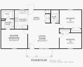 1500 sq ft house floor plans 1500 sq ft house plan no garage home plans